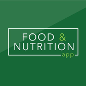 Food & Nutrition App icon