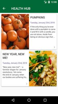Food & Nutrition App screenshot 3