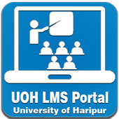 UOH LMS Portal, University of Haripur icon