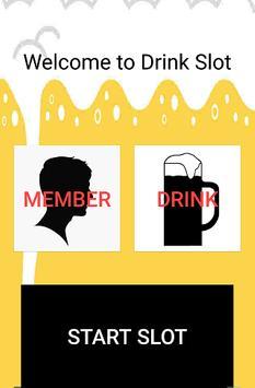 DrinkSlot(飲み会罰ゲーム) screenshot 2