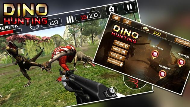 Dino Shooter: Dinosaur Hunter screenshot 10