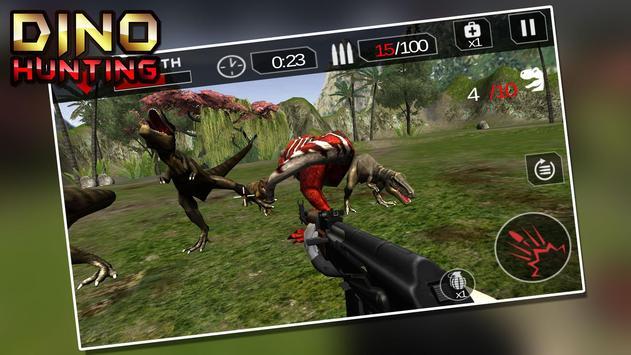 Dino Shooter: Dinosaur Hunter screenshot 13