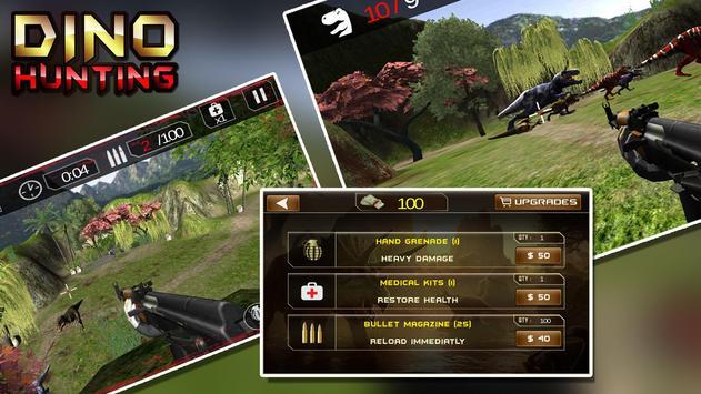 Dino Shooter: Dinosaur Hunter screenshot 2