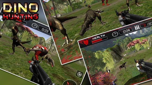 Dino Shooter: Dinosaur Hunter screenshot 4
