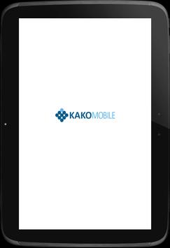 Kako Mobile apk screenshot