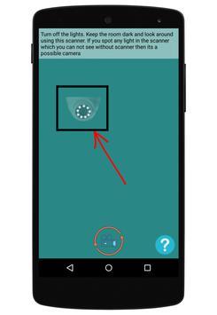 Detect+ Hidden Camera Detector screenshot 2