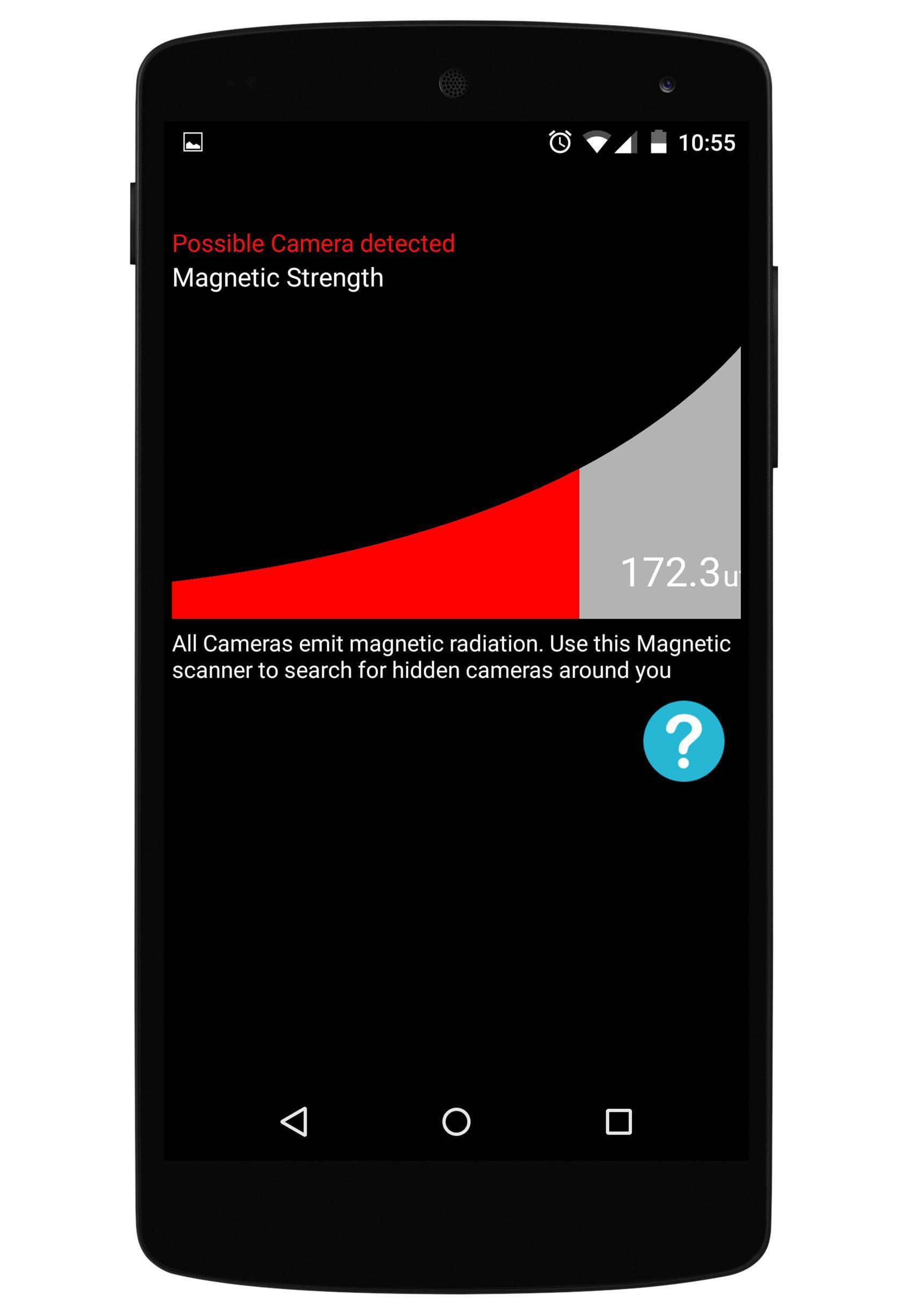 Detect+ Hidden Camera Detector for Android - APK Download