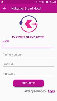 Kakatiya Grand Hotel poster