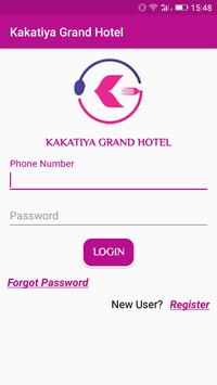 Kakatiya Grand Hotel screenshot 1