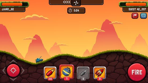 Bazooqi screenshot 1