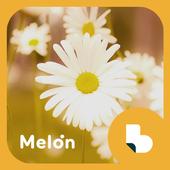 멜론(Melon) 꽃 버즈런처 테마 (홈팩) icon