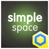 심플스페이스 카카오홈 테마 icon