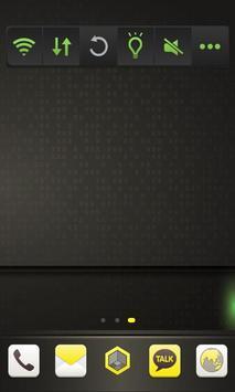 심플스페이스 카카오홈 테마 screenshot 2