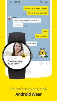 Schermata apk KakaoTalk: Free Calls & Text