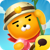 Friends Gem for kakao : Match 3 Puzzle Adventure icon