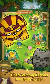 Friends Gem for kakao : Match 3 Puzzle Adventure screenshot 3