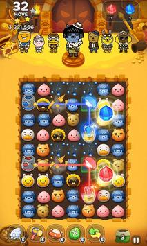 Friends Gem for kakao : Match 3 Puzzle Adventure screenshot 5