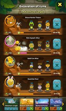 Friends Gem for kakao : Match 3 Puzzle Adventure screenshot 6