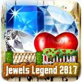 Jewels Legend 2017 icon