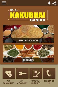 Kakubhai Gandhi apk screenshot