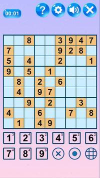 Sudoku Kakuro+ Free puzzle game screenshot 2