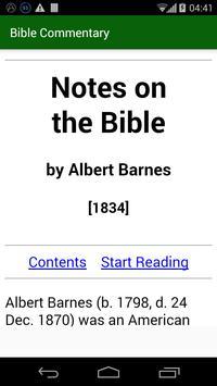 Bible Commentary screenshot 2