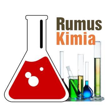 Kamus Rumus Kimia poster