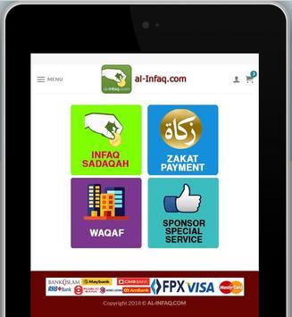 AL-INFAQ.COM screenshot 3
