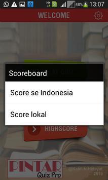 Pintar Quiz Apk screenshot 5