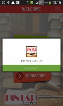 Pintar Quiz Apk screenshot 1