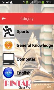 Pintar Quiz Apk screenshot 2