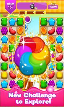 Candy Gummy Match 3 2017 poster