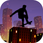Dark Skater Jumper icon