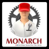 Monarch Service icon