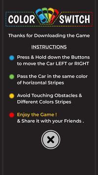 Color Car Switch screenshot 3