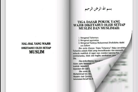 Wajib Diketahui Setiap Muslim apk screenshot