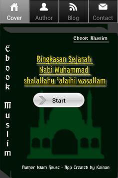 Sejarah Nabi Muhammad SAW poster