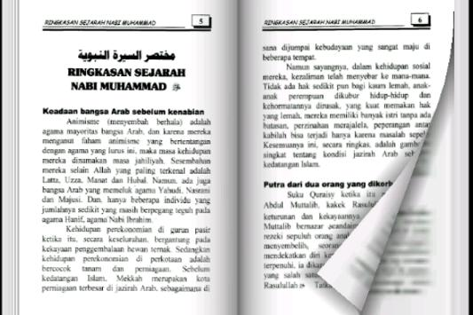 Sejarah Nabi Muhammad SAW apk screenshot