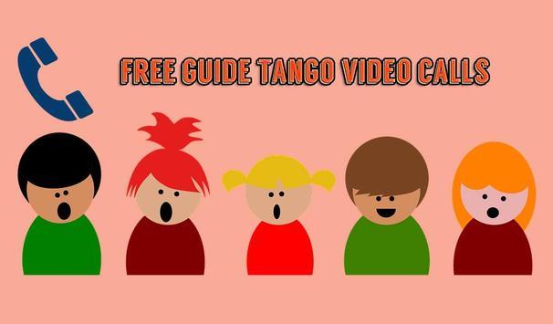 Free Guide Tango Video Calls apk screenshot