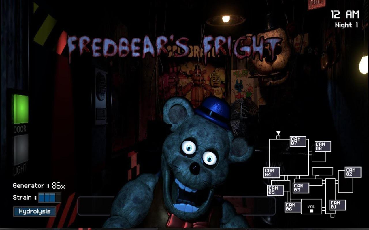 five nights at freddys 2 apk uptodown