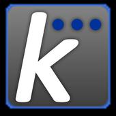 Kaidoora QR/NFC Connect icon