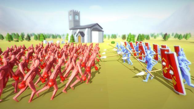 Free Battle Simulator Guide poster