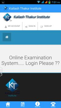 Kailash Thakur Institute 2.0 apk screenshot
