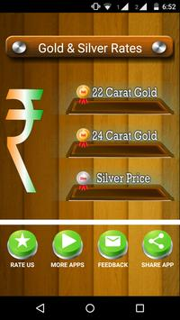 India Gold Silver Live Prices Screenshot 4