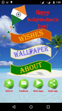 Independence Day Wishes 2018 apk screenshot
