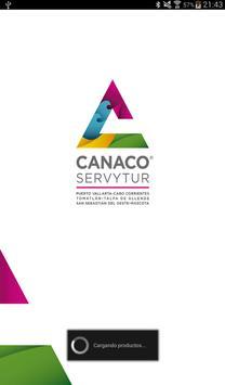 Canaco Vallarta Tablet poster