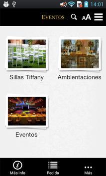 EVENTOS para Phone screenshot 1