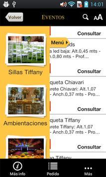 EVENTOS para Phone screenshot 3
