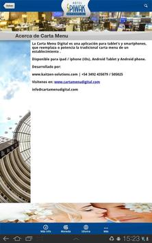 Hotel Spiwak para Tablet screenshot 7