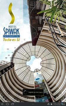Hotel Spiwak para Tablet poster